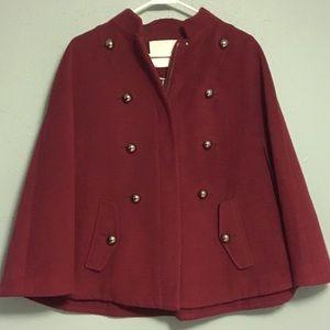 Leifsdottir cloke/coat from Anthropologie
